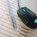 Ratón atajos de teclado Sibelius