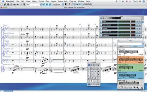 Notación musical con Sibelius 5.0