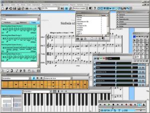 Sibelius 6.0 notación de partituras