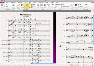 Software de notación musical